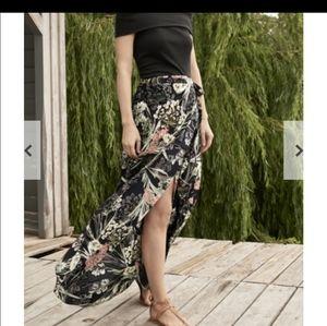Long Tall Sally Wrap Skirt